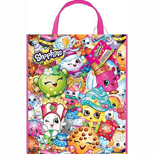 Large Plastic Shopkins Goodie Bag