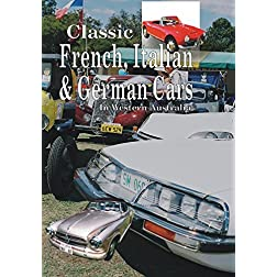 Classic French, Italian & German Cars