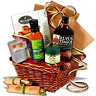 The Barbecue Boss – BBQ Gift Basket