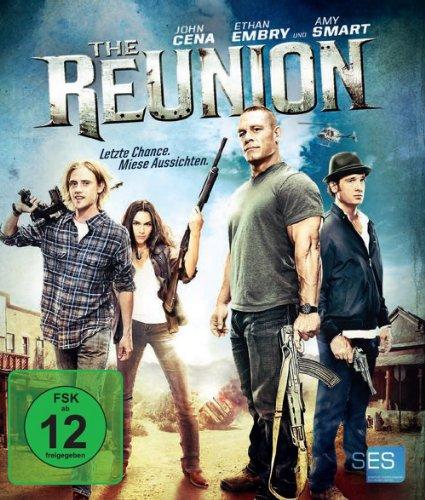 Reunion - Letzte Chance. Miese Aussichten. [Blu-ray]