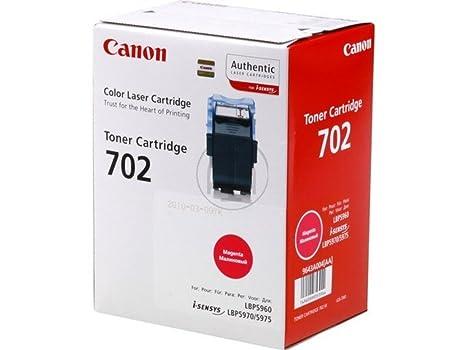 Canon I-Sensys LBP-5960 (702 / 9643 A 004) - original - Toner magenta - 6.000 Pages