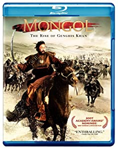"Cover of ""Mongol: The Rise of Genghis Kha..."