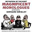 MAGNIFICENT MONOLOGUES [2000]
