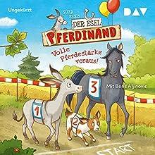 Volle Pferdestärke voraus! (Der Esel Pferdinand 3) Hörbuch von Suza Kolb Gesprochen von: Boris Aljinovic