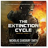 The Extinction Cycle Boxed Set: Extinction Horizon, Extinction Edge, and Extinction Age  (Extinction Cycle)