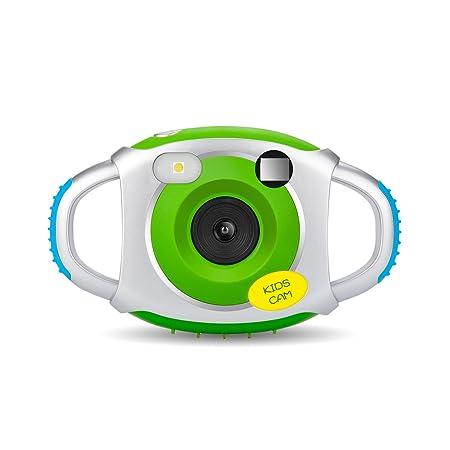 Jcotton Appareil photo numérique caméra pour enfant TFT 1.44inch avec fonction cadre photo