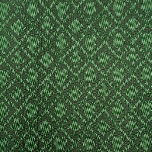 Buy Cheap Trademark Stalwart Waterproof Poker Table Cloth (Emerald Green)