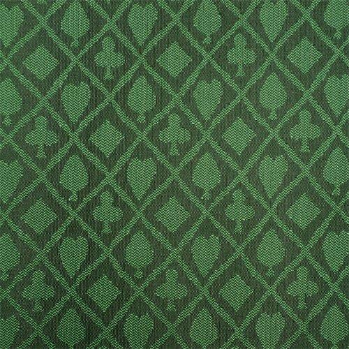 Buy Cheap Trademark Stalwart Waterproof Poker Table Cloth (Emerald Green)