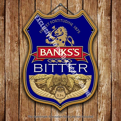 bankss-bitter-beer-advertising-bar-old-pub-drink-pump-badge-brewery-cask-keg-draught-real-ale-pint-a