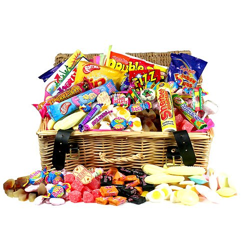 Sweet Shop Hamper by Chewbz