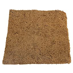 Medius Cage 40*90 Reptile Lizards Brown Carpet Mat Pet Supplies 40X90Cm