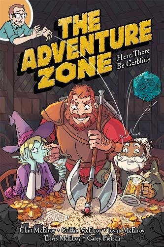 Buy Adventure Zone Now!