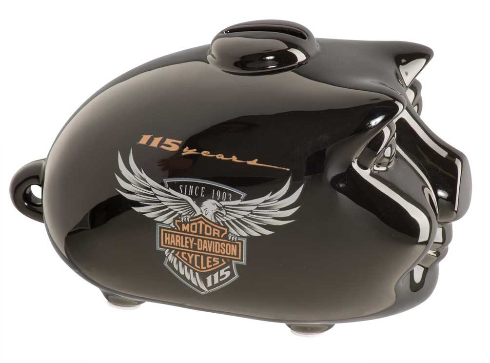 Harley Davidson Hog Bank