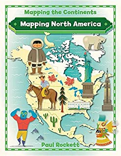 Book Cover: Mapping North America