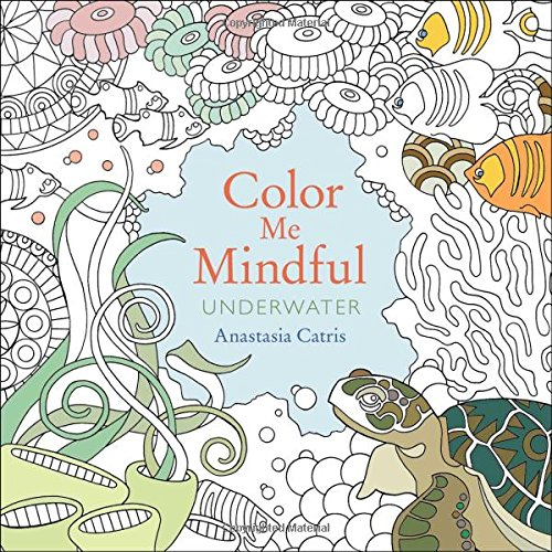 Color Me Mindful: Underwater
