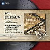 Haydn, Rachmaninov, Ravel: Piano Concertos