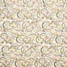 V&A Fabric - Scroll (Neutral) - 1 Metre