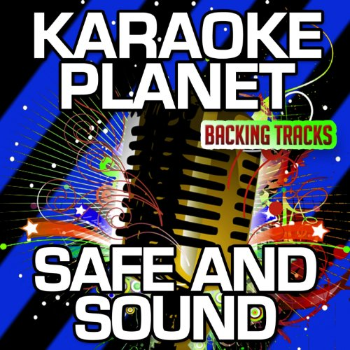 Safe And Sound (Karaoke Version) (Originally Performed By Capital Cities) front-1012507
