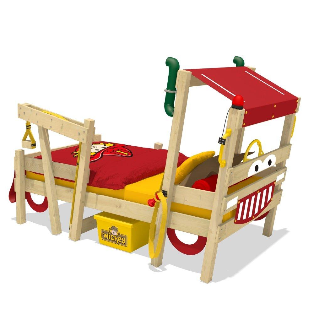 Wickeydream Feuerwehrbett CrAzY Sparky Max Kinderbett mit Lattenboden günstig kaufen