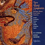New World Symphonies: Baroque Music from Latin America