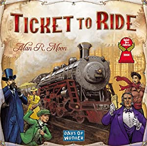 Ticket To Ride by Days of Wonder