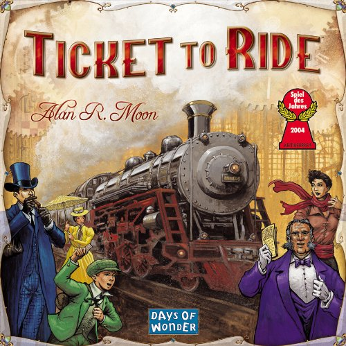 Ticket To Ride (Ticket Booklet compare prices)