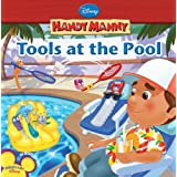 Tools at the Pool (Handy Manny (8x8))by Marcy Kelman