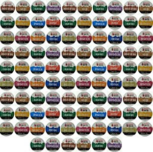 96 Pack Beantown Roasters Coffee Variety Pack for Keurig K-cup, You Select the Size. All... by Beantown Roasters