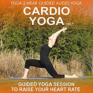 Cardio Yoga, Volume 1 Speech