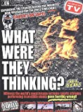 What Were They Thinking? [Reino Unido] [DVD]