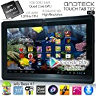 TouchTab 7 X2 Dual Core Google Android 4.1 Tablet PC, Quad Core GPU, HDMI, Bluetooth, HD 1024x600, 1GB/4GB [Nov 2013] (7X2HD Black)