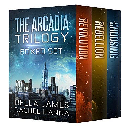 The Arcadia Trilogy Boxed Set