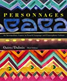 Personnages (0618241167) by Michael Oates