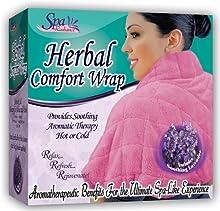 Lde Herbal Comfort Wrap - Large (Pack Of 24)