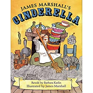 Cinderella, James Marshall's Audiobook