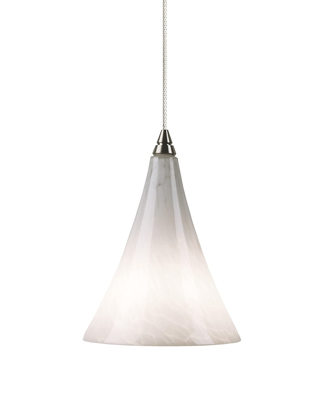 12 Volt Pendant Light Fixtures: Tech Lighting 700KLMMLRC LED Mini Melrose One Light