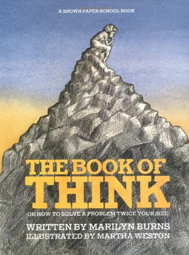 Book Of Think (A Brown Paper School Book)