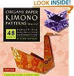 Origami Paper - Kimono Patterns - Sma...
