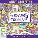 The 52-Storey Treehouse Audiobook by Andy Griffiths Narrated by Stig Wemyss