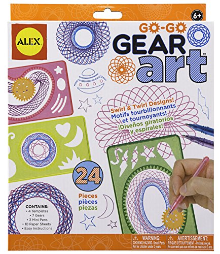 ALEX Toys Artist Studio Go Go Gear Art - 1