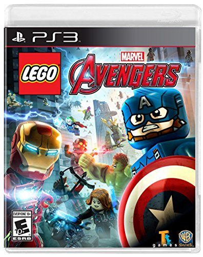 LEGO Marvel's Avengers - PS3 (Iron Man 2 Ps3 compare prices)