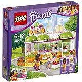 Lego Friends - 41035 - Jeu De Construction - Le Bar À Smoothie De Heartlake City