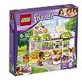 Lego Friends - 41035 - Jeu De Construction - Le Bar � Smoothie De Heartlake City