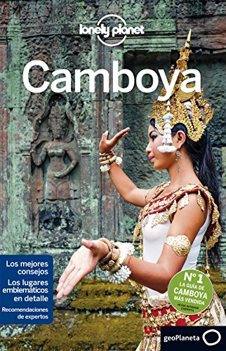 Camboya 5 (Lonely Planet-Guías de país)