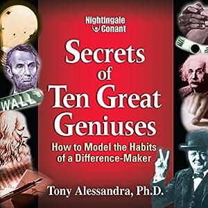 The Secrets of Ten Great Geniuses Speech