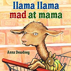 Llama Llama Mad at Mama Hörbuch
