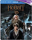 The Hobbit: The Battle Of The Five Armies - Extended Edition [Steelbook] [Blu-ray]