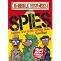 Spies (Horrible Histories Handbooks)