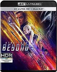 Star Trek Beyond (4K Ultra HD Blu-ray) [2016]