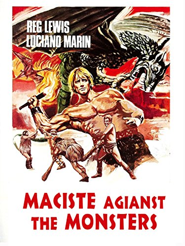 Maciste Against The Monsters